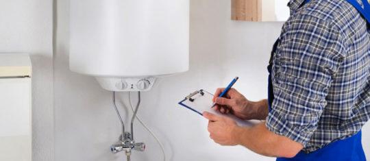 Réparation et entretien d'installations
